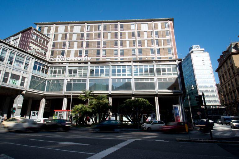 La Rinascente di Genova chiude: vetrine spente a novembre 2018