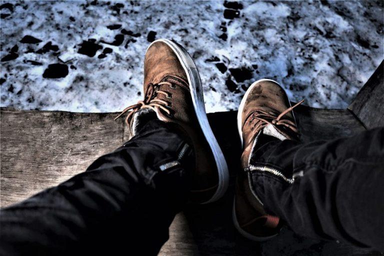scarpe da tennis invernali
