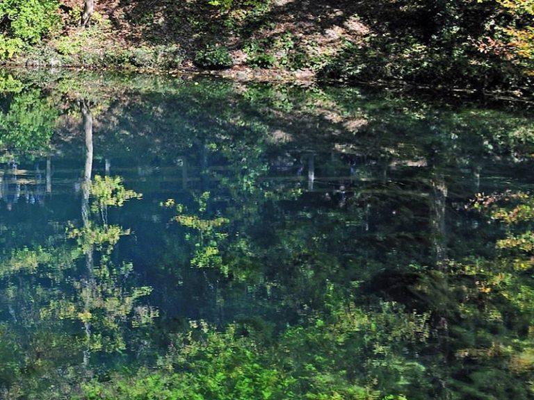 Il lago scomparso