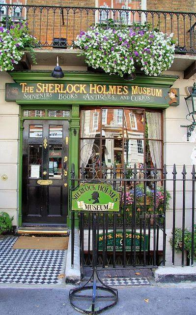 Museo di Sherlock Holmes a Londra