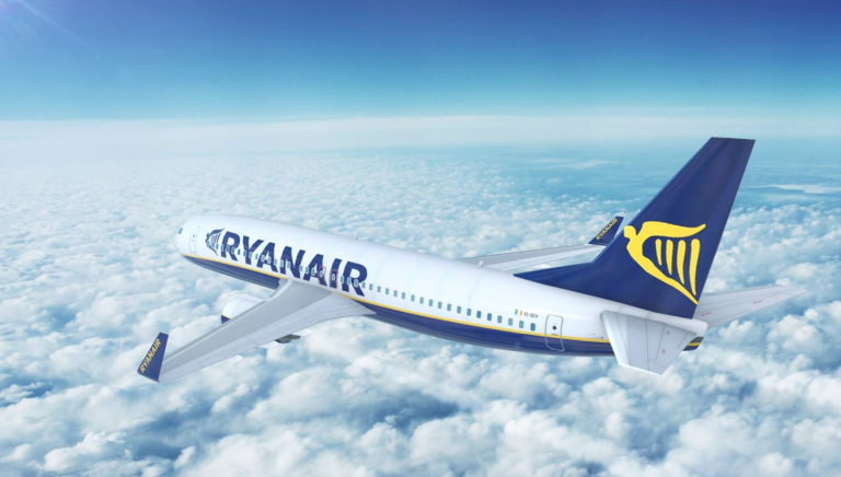 Ryanair lancia la promozione Black Friday
