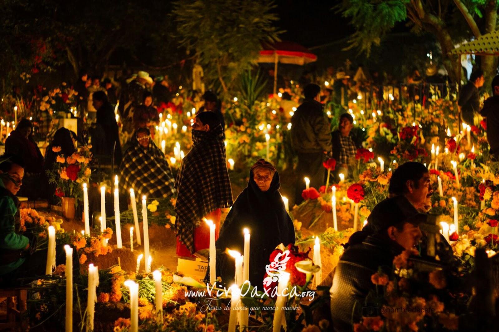 Dia De Los Muertos: La Festa Del Giorno Dei Morti In Messico