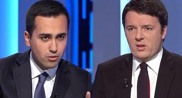Confronto Di Maio Renzi