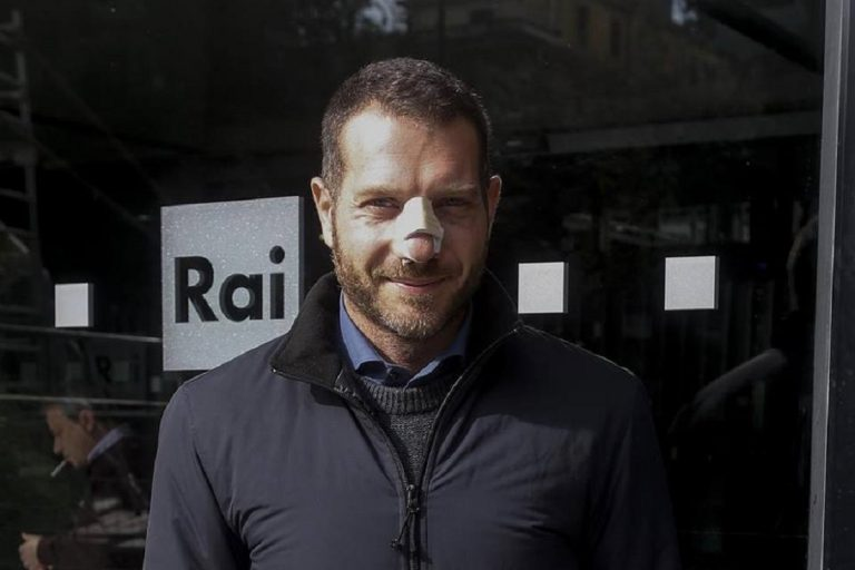 Roberto Spada in carcere dopo pestaggio giornalista Rai a Ostia
