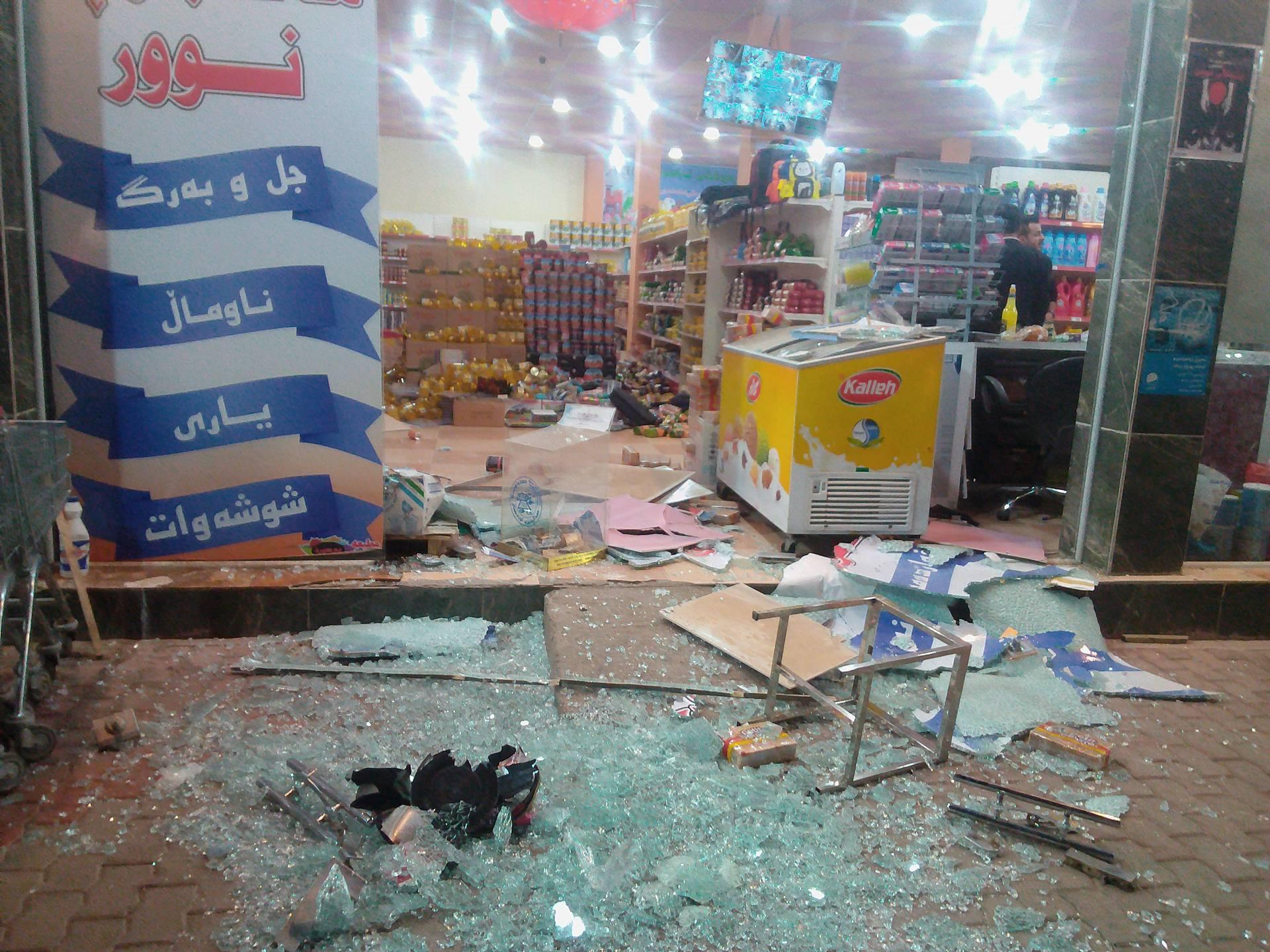Violenta scossa di terremoto in Iran, magnitudo 7.2. Rischio gravi danni