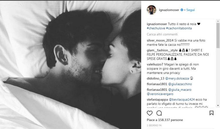 La decisione dopo l'incontro con Cecilia — Francesco Monte Instagram