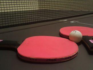 racchette da ping pong