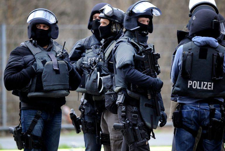 polizia berlino