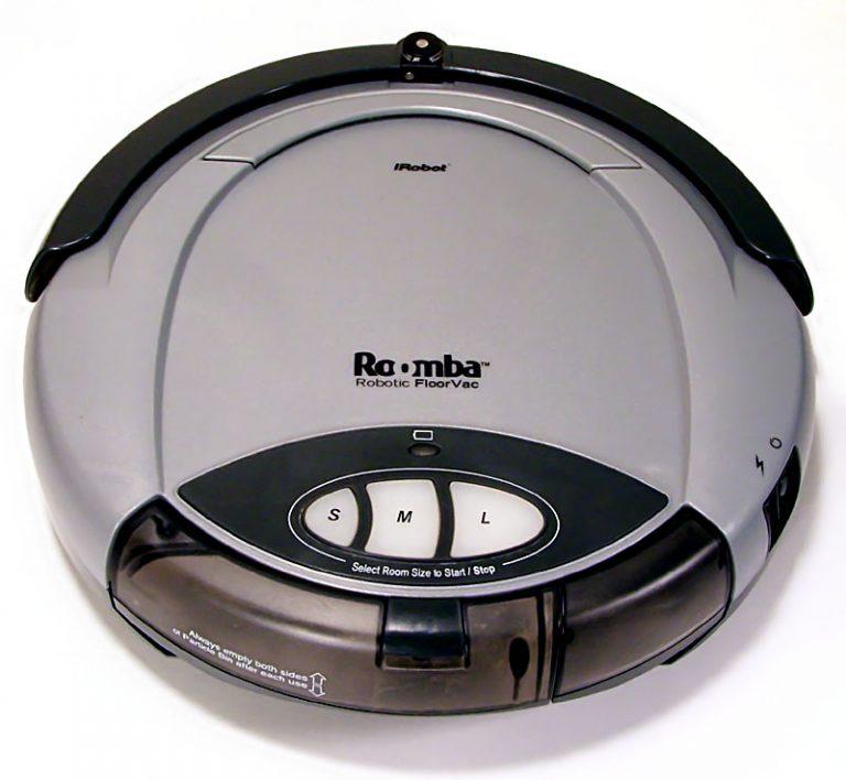 IRoomba: modello di prima generazione