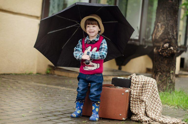 Le migliori valigie per il tuo bambino