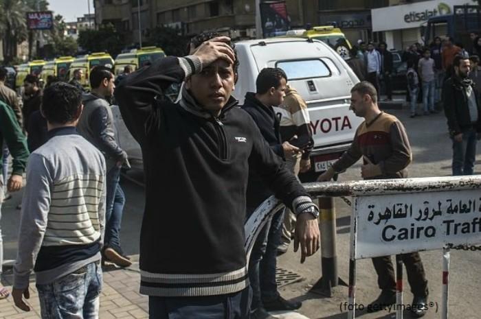 Egitto, spari fuori da una chiesa copta: 9 morti