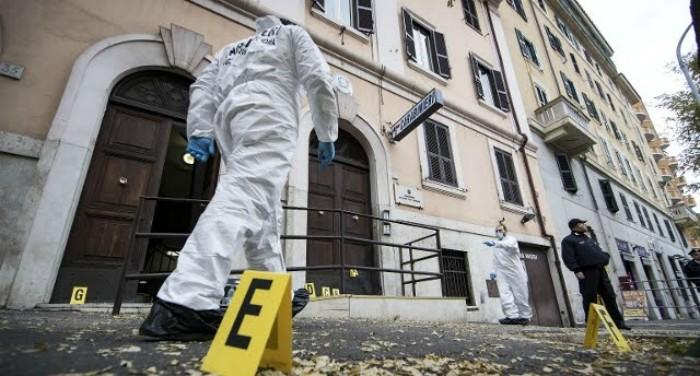 Attentato carabinieri Roma