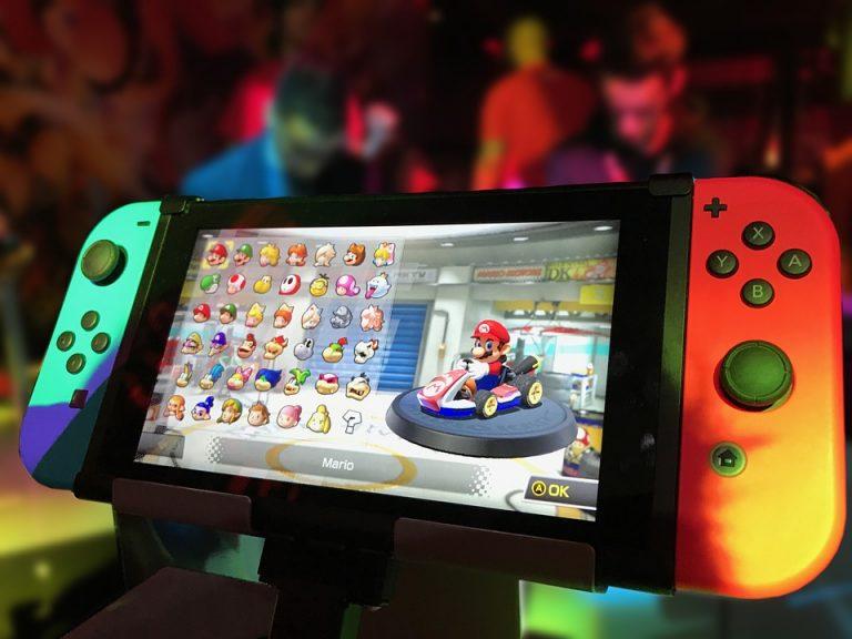 Bundle per Nintendo Switch