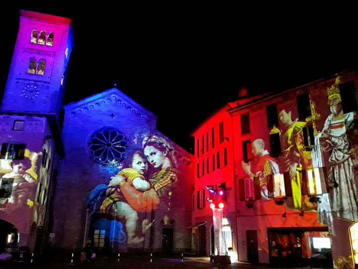 Como Magic Light Festival