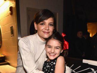 Katie Holmes e la figlia Suri: insieme sotto i riflettori