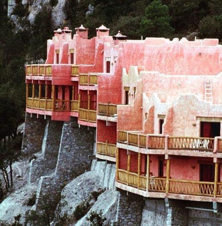 L'hotel in Messico