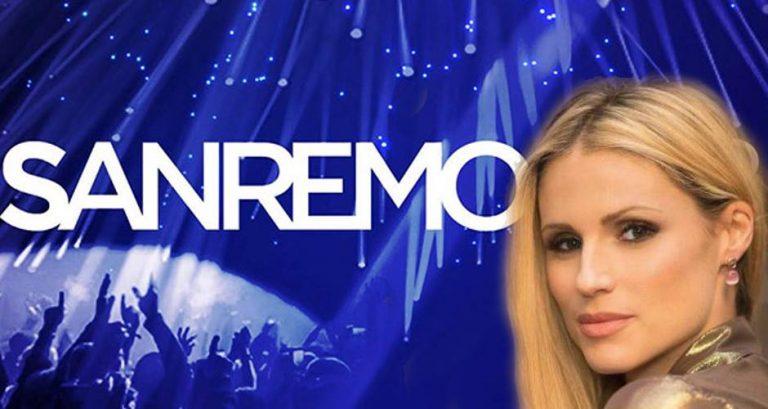 Michelle a Sanremo