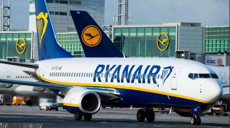 Sciopero piloti Ryanair