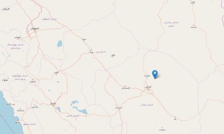 Trema ancora l'Iran: terremoto di 6,2 gradi Richter