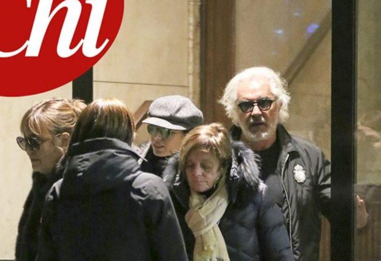 Flavio Briatore e Elisabetta Gregoraci si sono lasciati