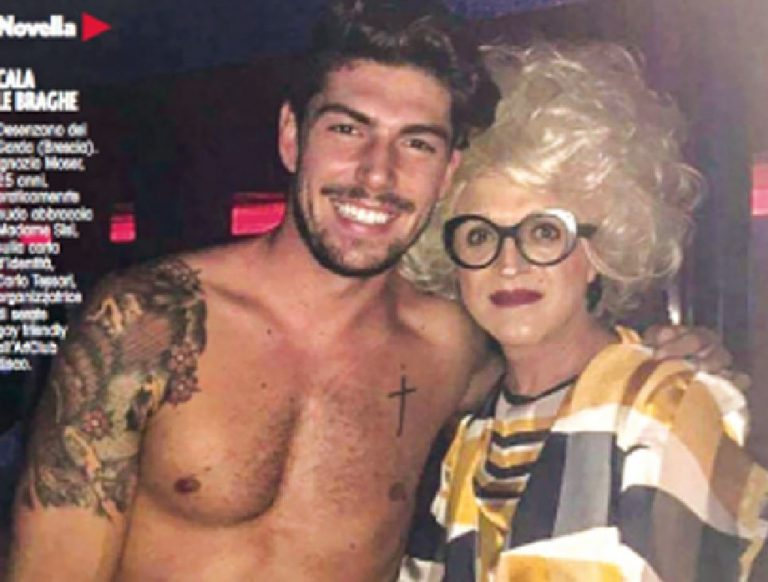 ignazio e drag queen