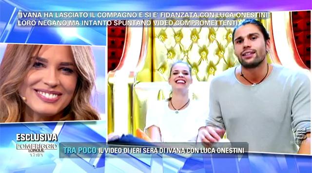 Pomeriggio 5, Paola Caruso:
