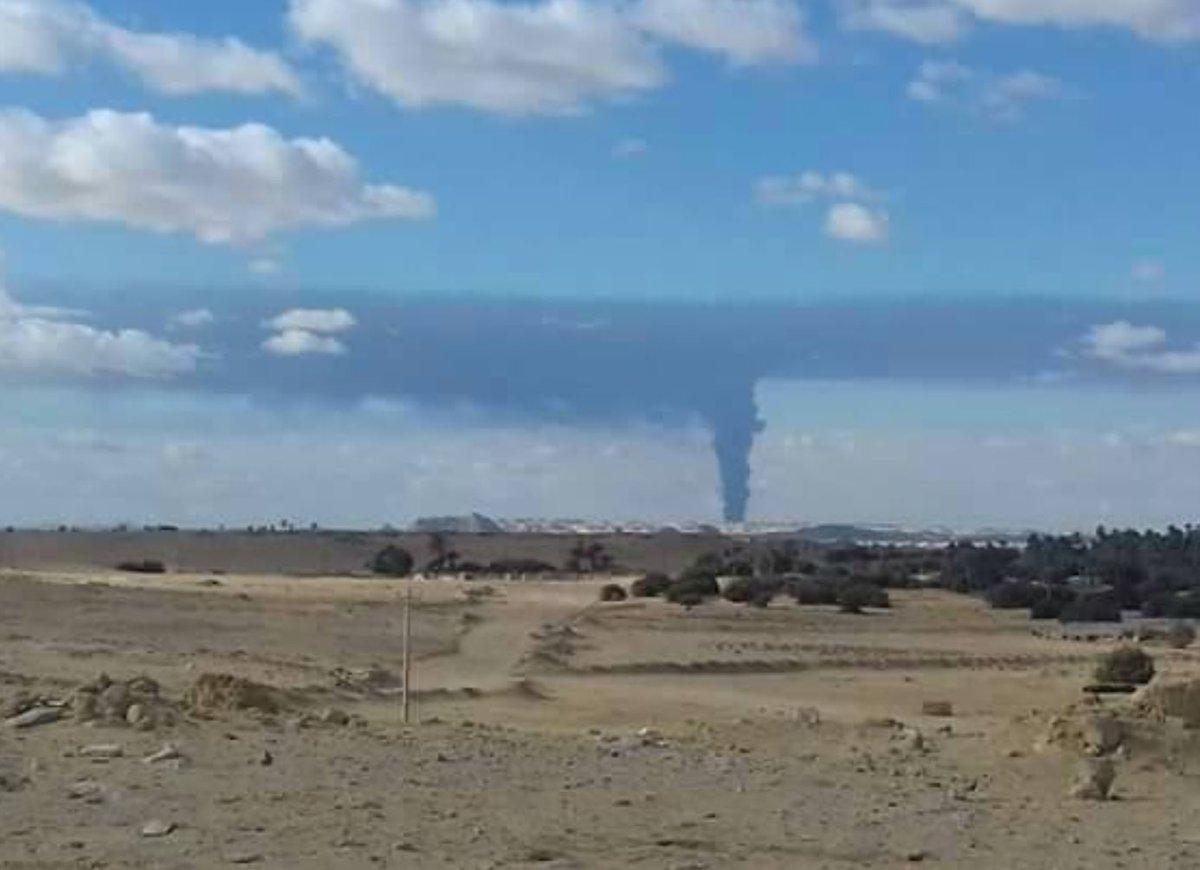 Libia: esplosione in oleodotto terminale Al Sider. 'Oleodotto minato da terroristi'