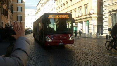 Aggressioni, Atac pensa a agenti su bus