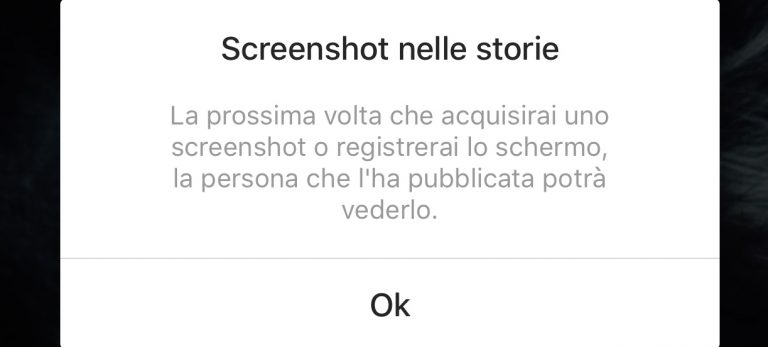 screen stories instagram