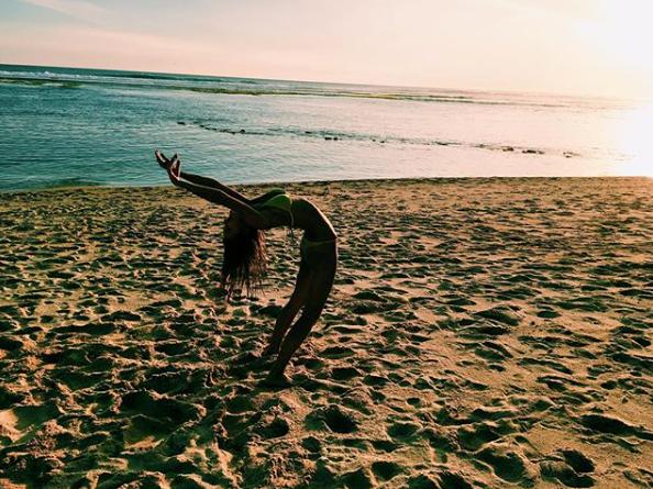 yoga hot