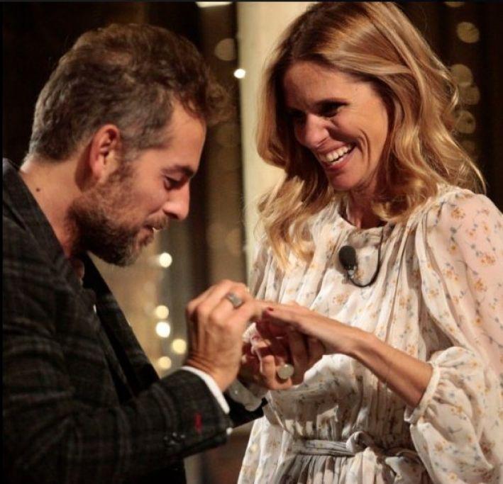 Special: rivelata la data di matrimonio tra Daniele Bossari e Filippa Lagerbäck