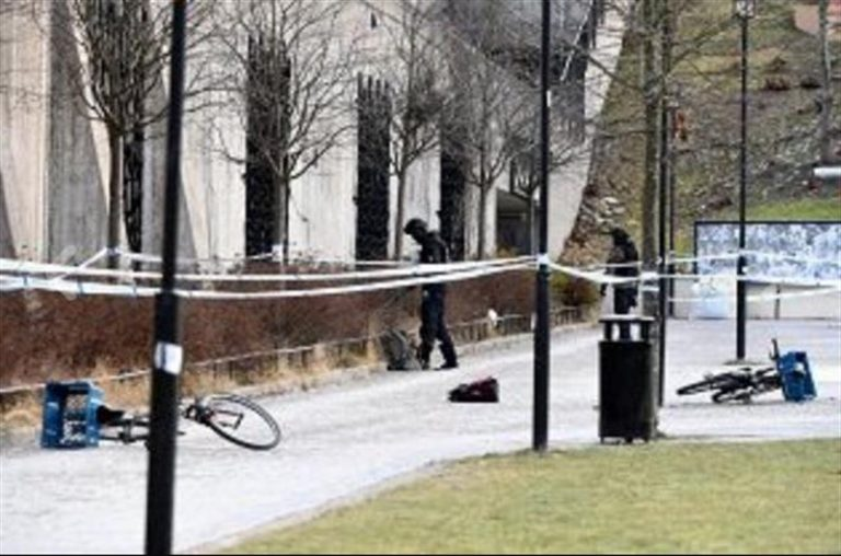 Esplosione a Stoccolma