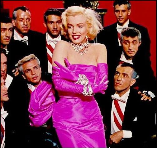 Marilyn e gli uomini