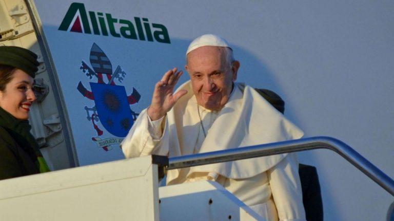 Guerra nucleare Il Papa ha paura