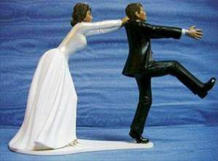 Sposo fugge