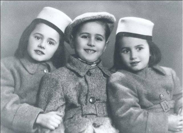 I tre bambini