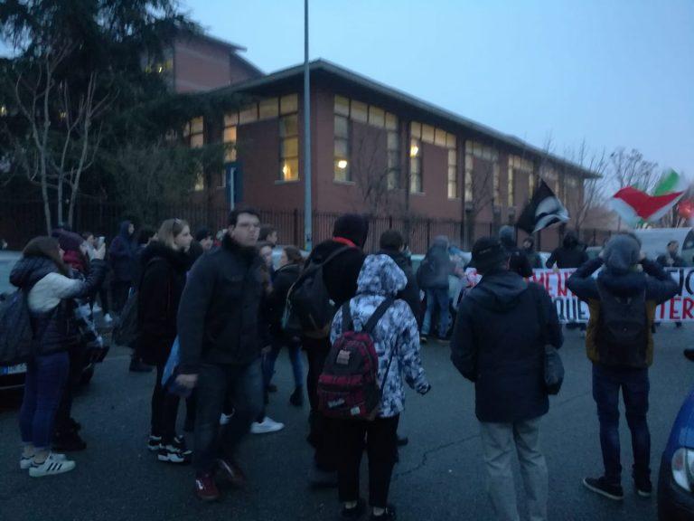 Torino, tensioni con Blocco studentesco