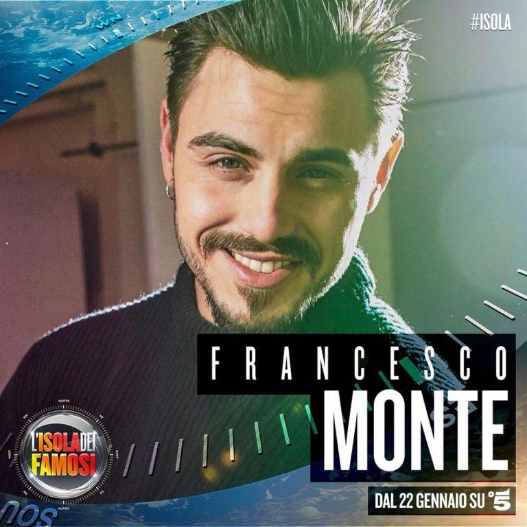 Francesco Monte a Verissimo: