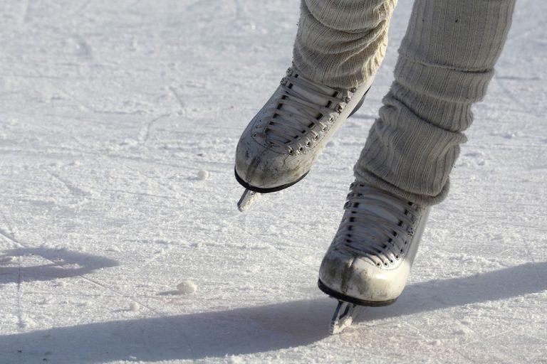 pattini da ghiaccio