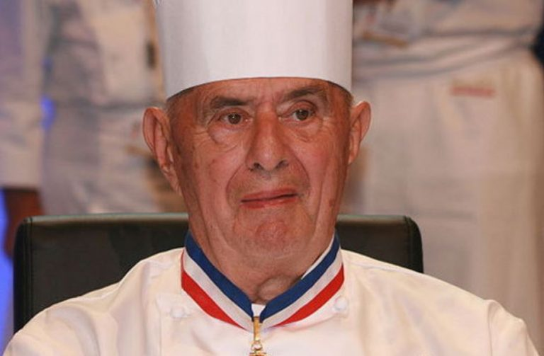 Paul Bocuse è morto