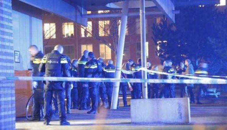 Sparatoria ad Amsterdam: almeno un morto e due feriti