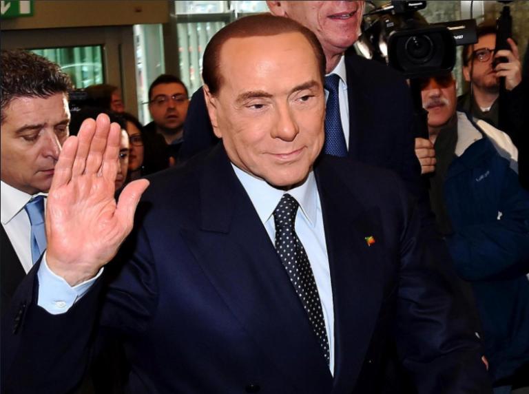 Berlusconi: premier è Tajani, ma mi deve autorizzare a fare suo nome