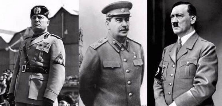 I tre dittatori