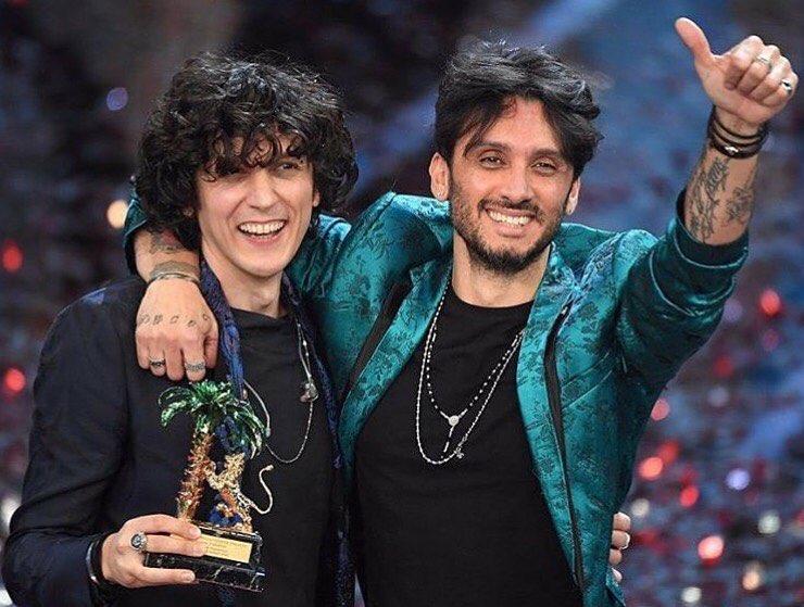 Ermal e Fabrizio