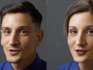 Faceapp, come funziona il filtro di Hollywood