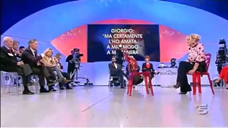 Maria De Filippi, Maurizio Costanzo contro Gemma Galgani e Tina Cipollati