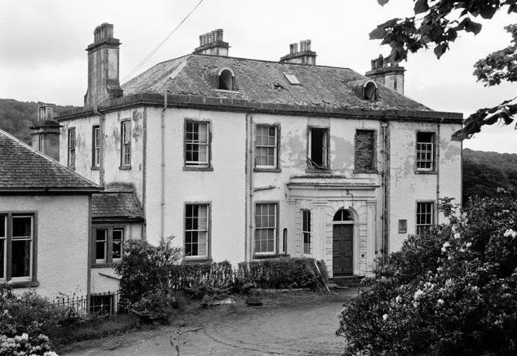 ballechin house