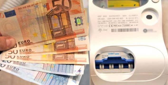Duecento milioni di euro di bollette non pagate addebitate ai consumatori