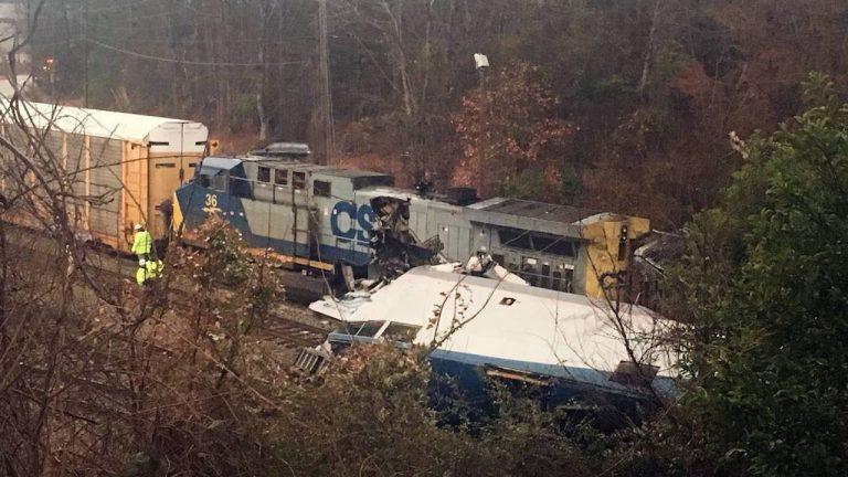 Usa: scontro tra treno AmTrak e merci, morti e feriti