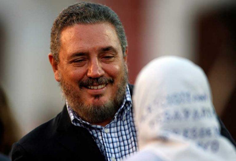 Cuba, suicida il figlio maggiore di Fidel Castro
